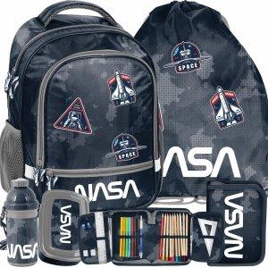 Nasa Szkolny Plecak dla Chłopaka Kosmiczny Paso do 1 klasy [PP21NA-260]