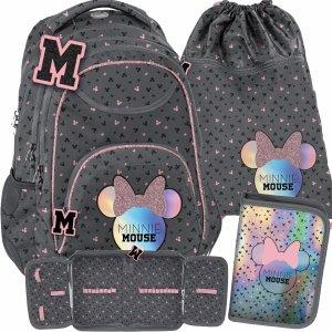 Nowoczesny Plecak Myszka Minnie dla Dziewczyny [DMNA-2708]