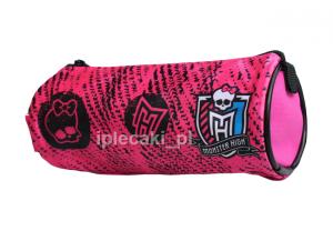 Piórnik Szkolny Monster High dla dziewczyny do szkoły