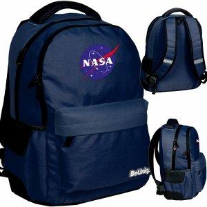 Nasa Plecak Młodzieżowy dla Uczeniów Kosmos BeUniq [PPRR20-2705]