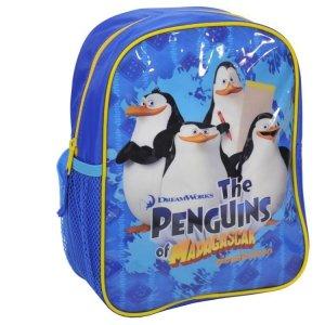 Plecaczek Mały Plecak Pingwiny z Madagaskaru PME-303
