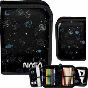 Chłopięcy Szkolny Piórnik Wyposażony NASA [PP21NS-001]