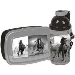 Śniadaniówka Bidon z Koniem Koń Konie dla Dziewczyny