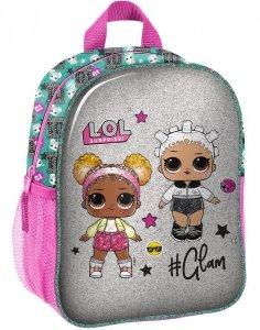 Lol Surprise Mały Plecaczek dla Przedszkolaka na Wycieczki Plecak [LOL-303]