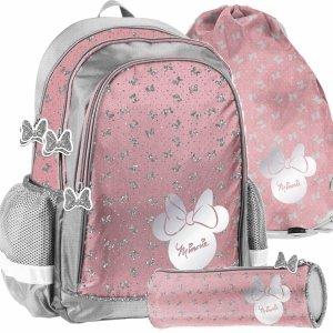 Plecak Myszka Minnie Dziewczęcy Paso Szkolny [DMNN-081]