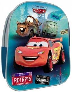 Plecaczek 3D Plecak Cars Zygak  dla Przedszkolaka Wycieczkowy [607102]