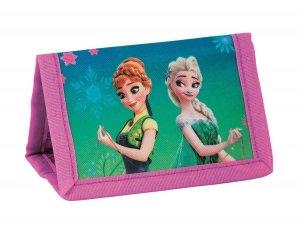 Portfel Kraina Lodu dla Dziewczynki Portfelik dla Dziecka DFL-002