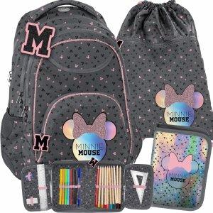 Plecak do Szkoły Myszka Minnie Paso dla Dziewczyny [DMNA-2708]