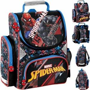 Szkolny Tornister dla Chłopaków do 1 Klasy Spiderman [SPX-525]