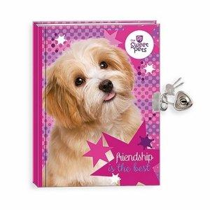 Pamiętnik z Pieskiem Pies Pieski dla Dziewczynki [604876]