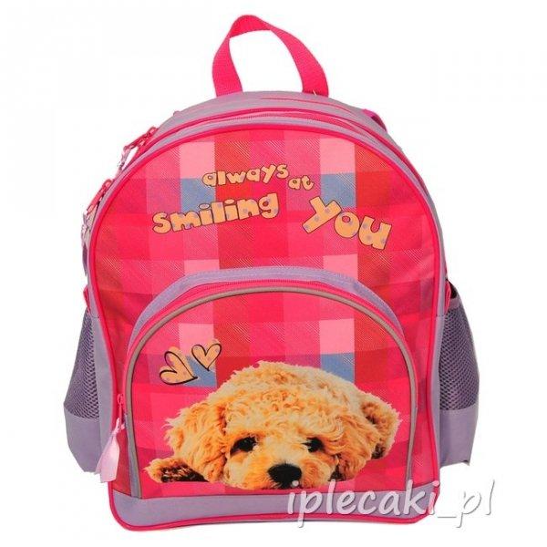 Plecak Szkolny z Pieskiem Psem