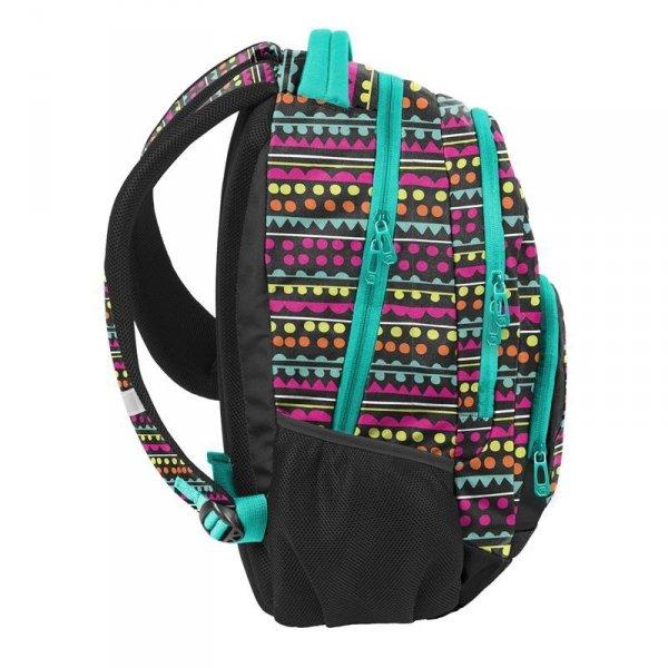 Plecak Młodzieżowy Szkolny dla Dziewczyny [18-2708YO]