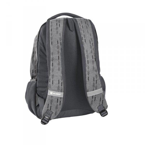 Plecak Młodzieżowy Szkolny Szary [18-2708GR]