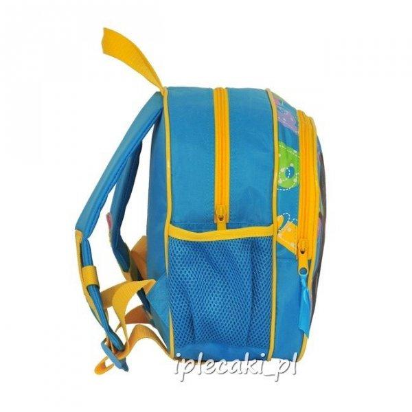 PLECACZEK Mały Plecak z PIESKAMI Pies Wycieczkowy (21-309A)