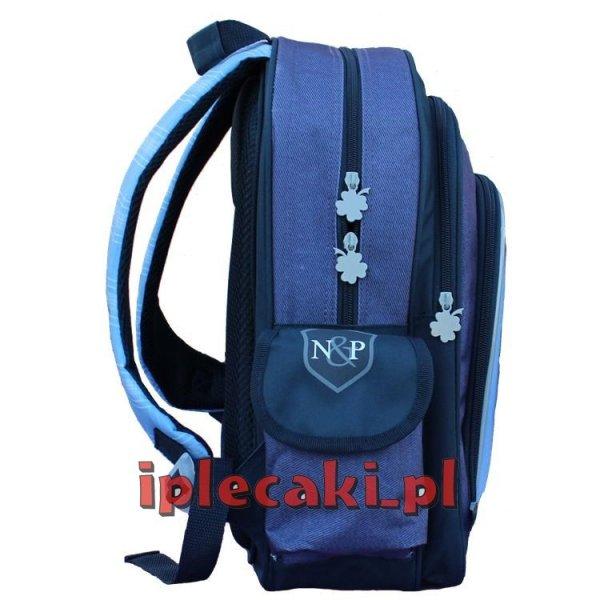 plecak dla dziewczyn do szkoły z konikiem koniem