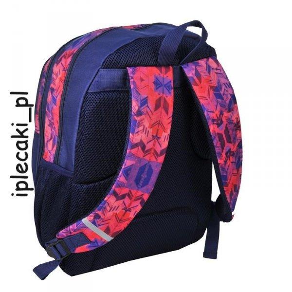 Plecak Szkolny Młodzieżowy Sportowy Miejski [15-367A]