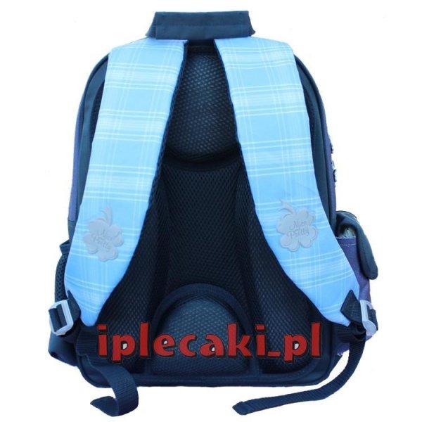 koń konik na plecakach szkolnych