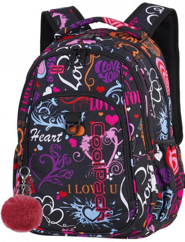 Plecak CoolPack Cp Młodzieżowy Emotions [86714CP]
