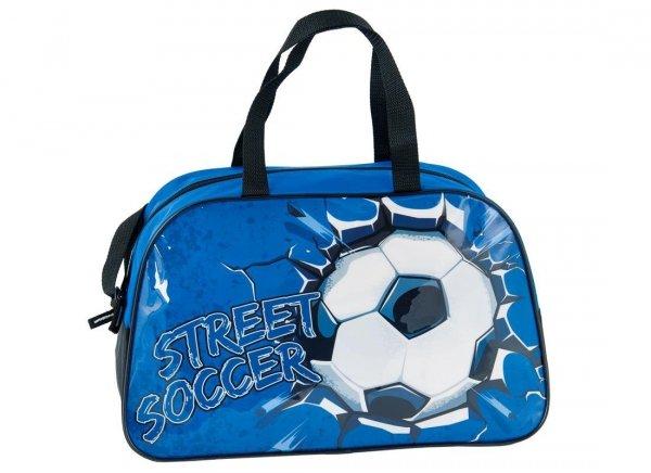 torba sportowa piłka nożna dla chłopaka na basen podróż wakacje