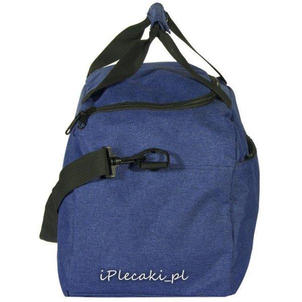 torba podróżna paso sportowa niebieska