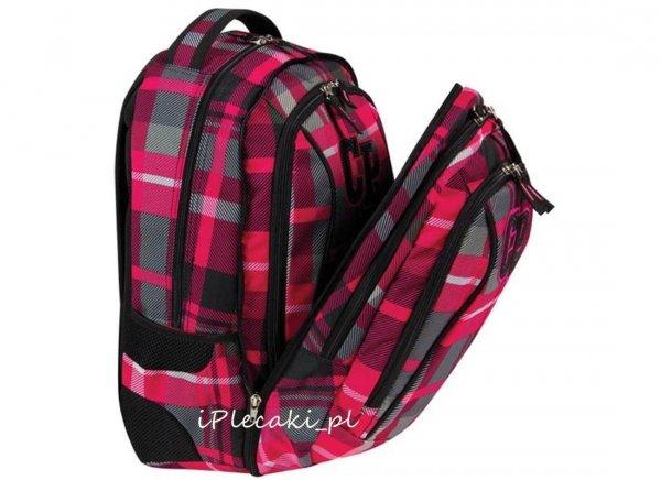 plecak szkolny młodzieżowy dziewczęcy combo 2w1