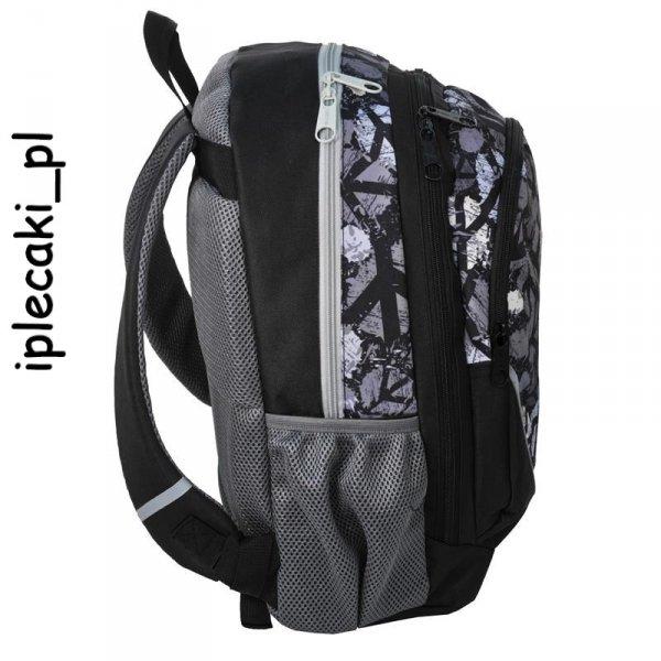 Plecak Szkolny Młodzieżowy Sportowy Miejski Paso [15-367C]