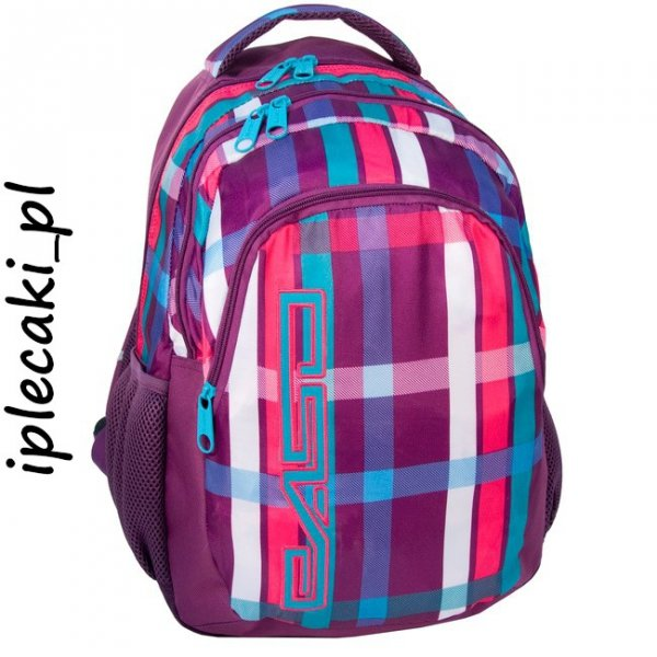 Plecak Szkolny Miejski Młodzieżowy Sportowy