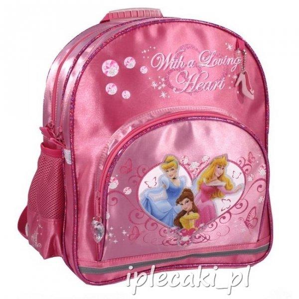 Plecak Szkolny Księżniczki Princess Księżniczka