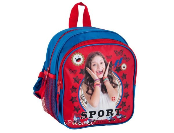 plecak przedszkolny soy luna dla dziewczynki dld-309