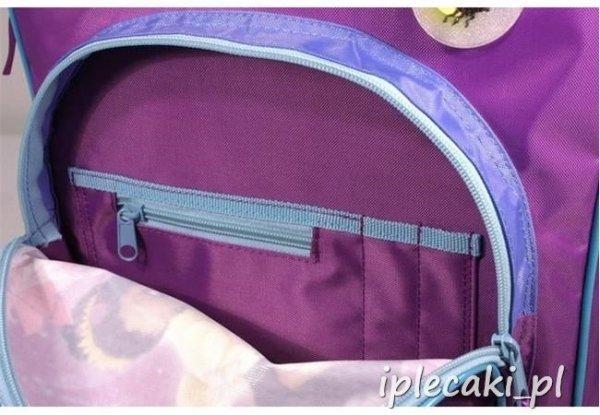 Zestaw Szkolny 3w1: plecak szkolny+piórnik z wyposażeniem+worek gimnastyczny, Wróżka, Dzwoneczek Wróżki