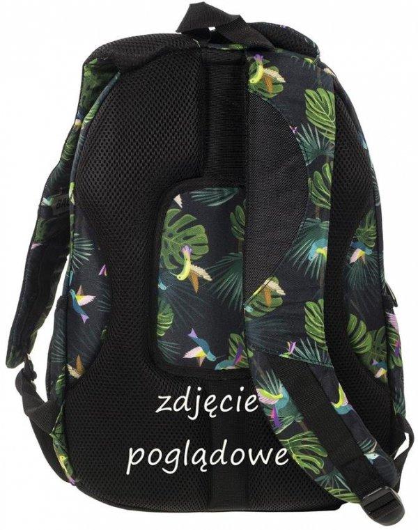 Plecak Młodzieżowy Back UP Szkolny Piórnik Gwiazdki [PLB1A25]