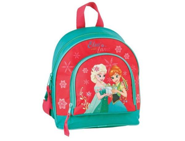 Plecak Frozen Kraina Lodu dla Przedszkolaka na Wycieczki mały plecaczek dla dziewczynki