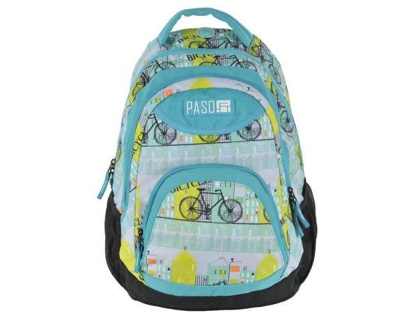 Plecak Młodzieżowy Szkolny Bicycle City Sportowy