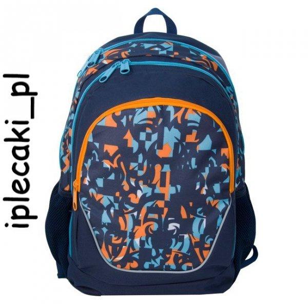Plecak Szkolny Młodzieżowy dla dziewczyny [14-367C]