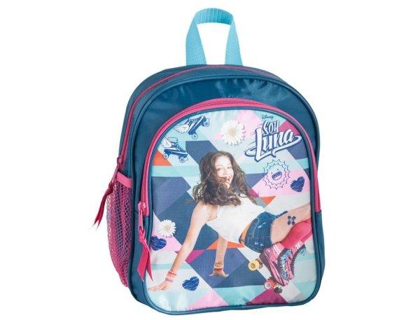 Plecak Soy Luna Przedszkolny Plecaczek dla Dziewczynki na wycieczki