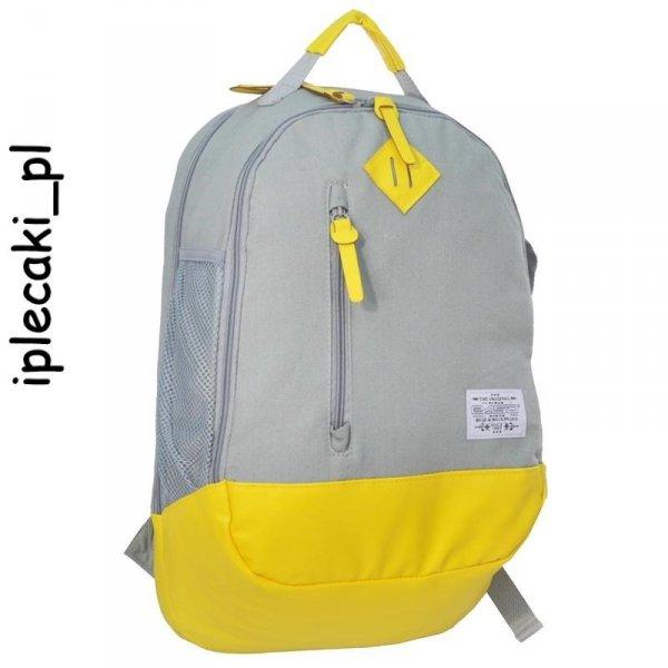 Plecak Szkolny Młodzieżowy Sportowy Miejski HIPSTER RETRO VINTAGE 15-5139C
