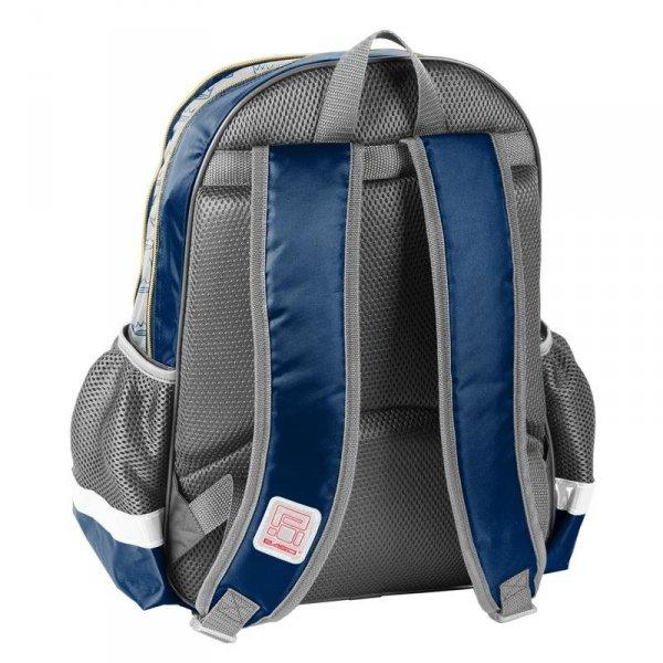 Plecak Szkolny z Kotkiem dla Dziewczyny na Plecy do Szkoły