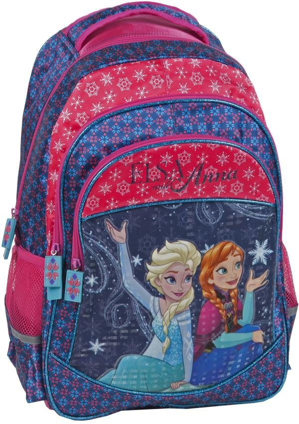 Plecak Szkolny Kraina Lodu dla Dziewczyny [DRF-181]