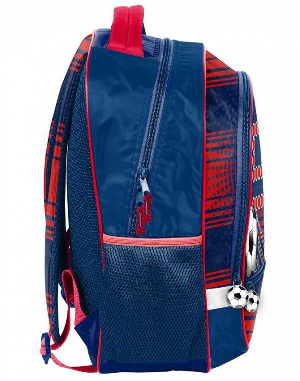 Plecak dla Pierwszaka Piłka Nożna Szkolny Zestaw [PP19FT-260]