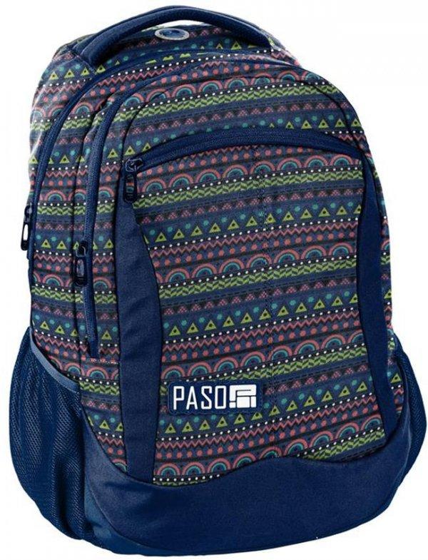 Plecak Młodzieżowy Szkolny Indiański [18-2808PC/16]