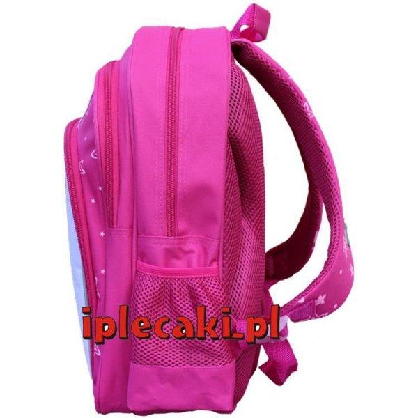plecak szkolny z kotek dla dziewczyny