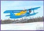 Valom 48005 1/48 Antonov An-2 Colt skies