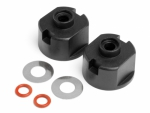 Differential Case, Seals With Washers - MV22025