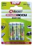 Akumulator ROCKET AAA 850mAh  1.2v