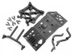 SKID PLATE/BODY MOUNT/SHOCK TOWER SET 85234