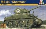ITALERI   SHERMAN M4A1 - 1/72  7003