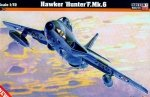 MASTERCRAFT D-201HAWKER HUNTER F MK6 1/72