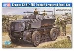Hobby Boss German Sd.Kfz.254 Tracked Armou