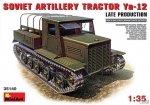 Miniart 35140 1/35 Soviet Artillery Tracto