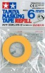 Taśma maskująca TAMIYA 87033 MASKING TAPE REFILL 6
